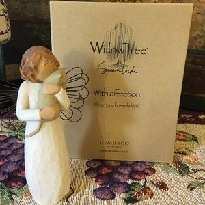 """Willow Tree Angel- """"With Affection"""""""